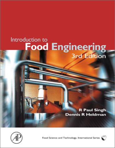 Introduction to Food Engineering 9780126463842