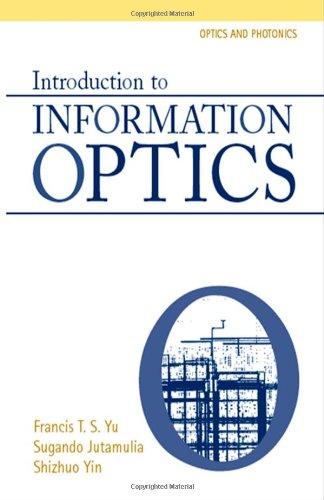 Introduction to Information Optics 9780127748115