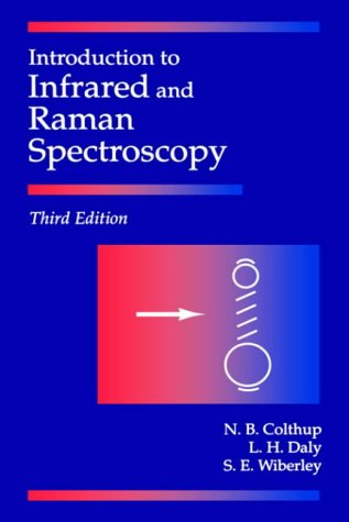 Introduction to Infrared and Raman Spectroscopy 9780121825546