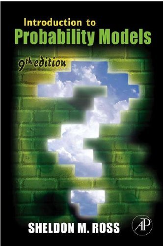 Introduction to Probability Models 9780125980623