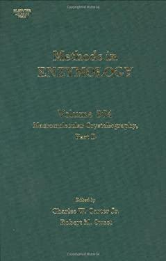 Macromolecular Crystallography, Part D 9780121827779