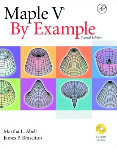 Maple V by Example [With *] 9780120415588