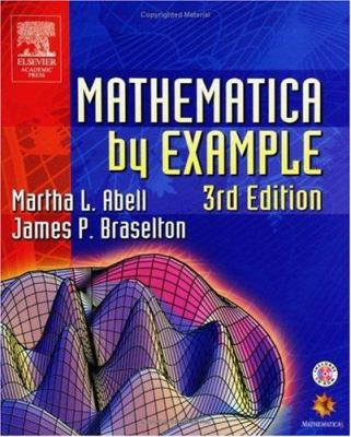 Mathematica by Example [With CDROM] 9780120415632
