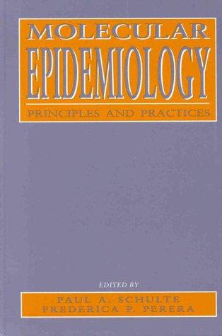 Molecular Epidemiology Cth 9780126323450