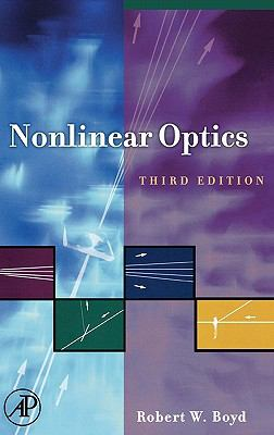 Nonlinear Optics 9780123694706