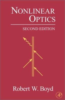 Nonlinear Optics 9780121216825