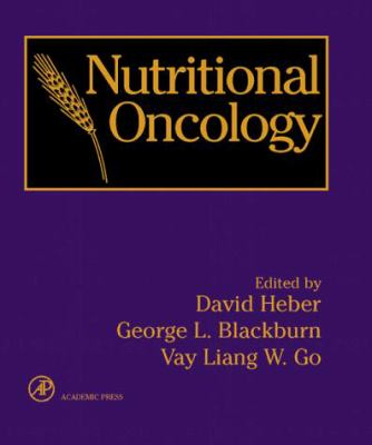 Nutritional Oncology 9780123359605