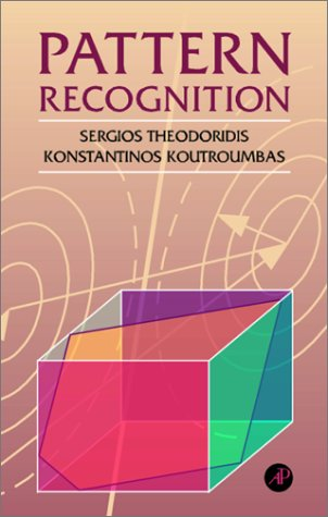 Pattern Recognition 9780126861402