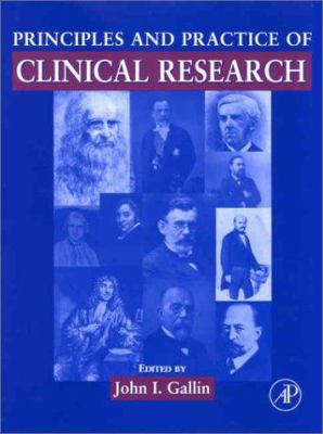 Principles and Practice of Clinical Research 9780122740657