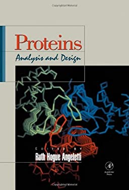 Proteins: Analysis and Design 9780120587858