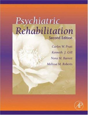 Psychiatric Rehabilitation 9780125644310
