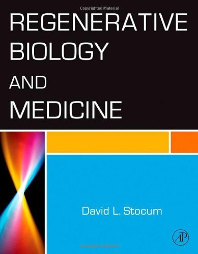Regenerative Biology and Medicine 9780123693716