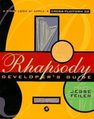 Rhapsody Developer's Guide 9780122513343