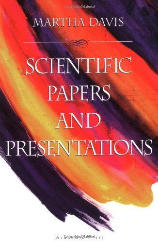 Scientific Papers and Presentations 9780122063701