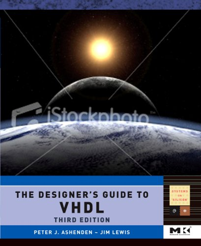 The Designer's Guide to VHDL 9780120887859