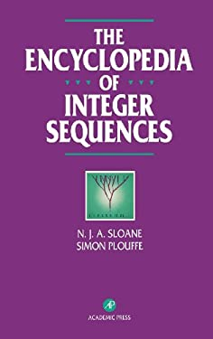 The Encyclopedia of Integer Sequences 9780125586306