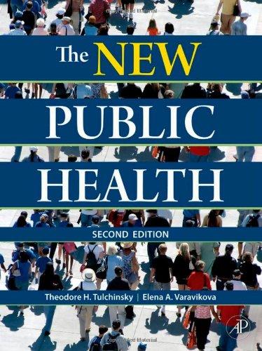 The New Public Health 9780123708908
