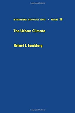 The Urban Climate 9780124359604