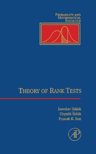 Theory of Rank Tests 9780126423501