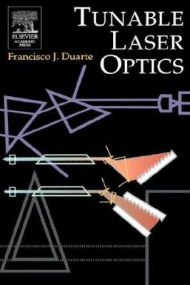 Tunable Laser Optics 9780122226960