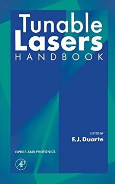 Tunable Lasers Handbook 9780122226953