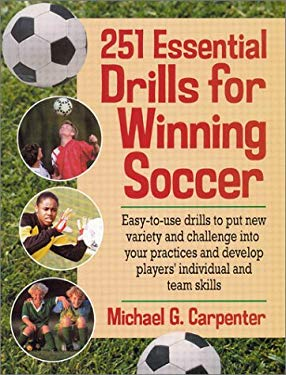 251 Essential Drills for Winning Soccer 9780130425874