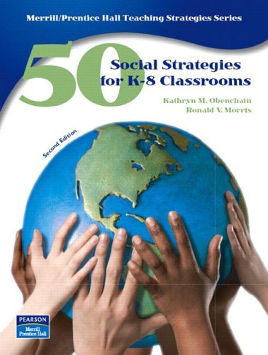 50 Social Studies Strategies for K-8 Classrooms 9780131742499
