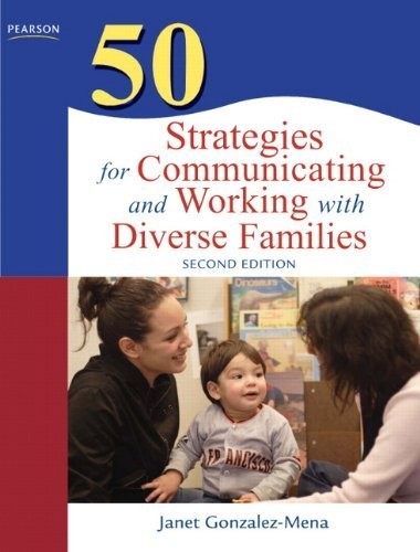 50 Strategies for Communicating and Working with Diverse Families 9780137002313