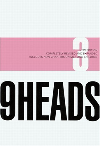 9 Heads: A Guide to Drawing Fashion 9780132238441