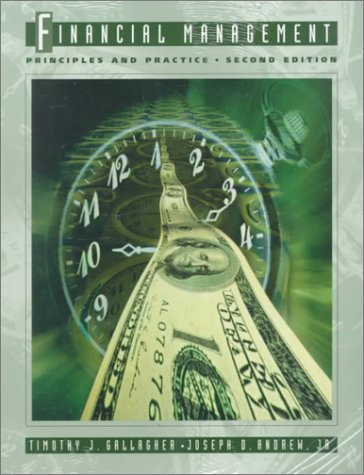 Financial Management: Principles and Practices 9780130151032