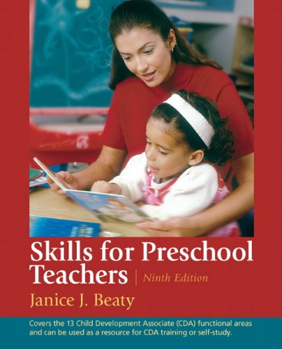 Skills for Preschool Teachers 9780130388407