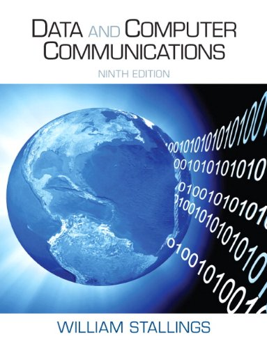 Data and Computer Communications [With Access Code] 9780131392052