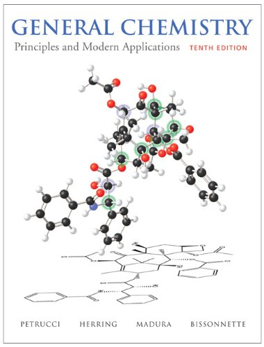 General Chemistry: Principles and Modern Applications 9780132064521