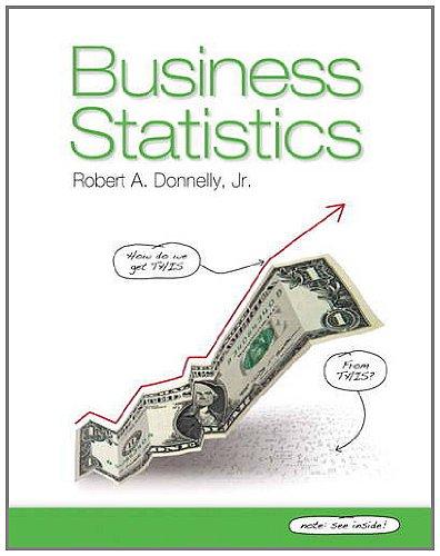 Business Statistics 9780132145398