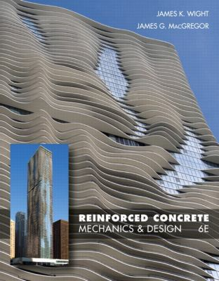 Reinforced Concrete: Mechanics and Design 9780132176521