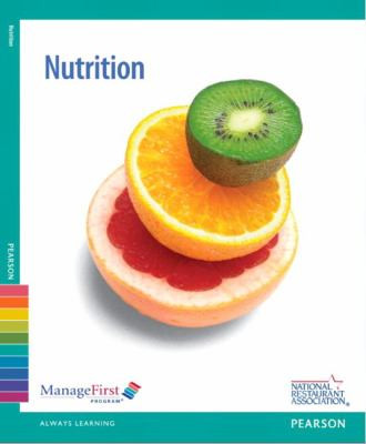 Managefirst: Nutrition with Answer Sheet 9780132181631