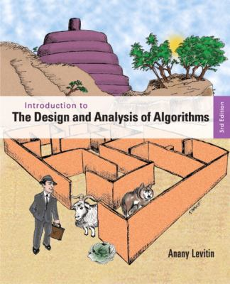 Introduction to the Design & Analysis of Algorithms 9780132316811