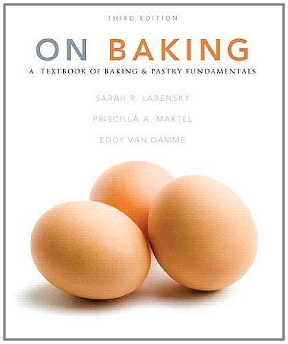 On Baking 9780132374569