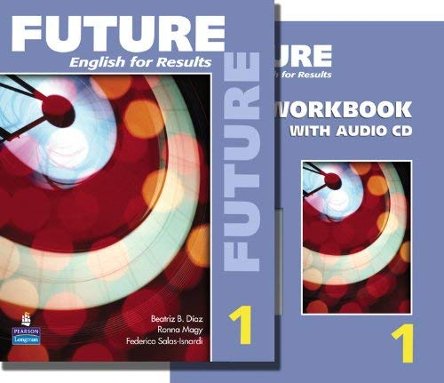 Future 1 Package: Student Book (with Practice Plus CD-ROM) and Workbook 9780132455817