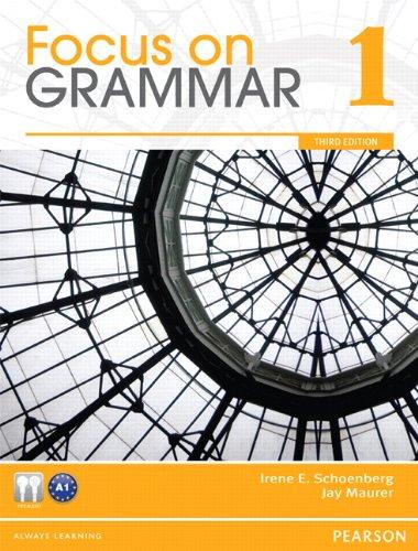 Focus on Grammar 1 9780132455916