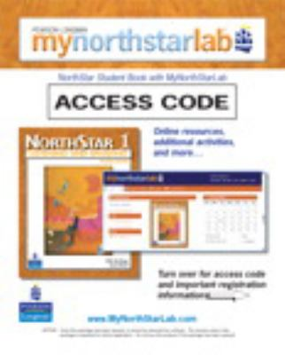 Mynorthstarlab, Northstar Listening and Speaking 1 (Student Access Code Only) 9780132460606