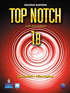 Top Notch 1b Split: Student Book with Activebook and Workbook 9780132470407