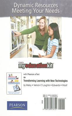 Transforming Learning with New Technologies Student Access Card