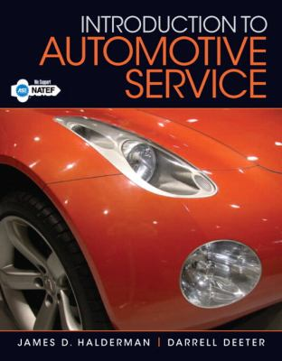 Introduction to Automotive Service 9780132540087