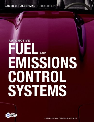 Automotive Fuel and Emissions Control Systems 9780132542920