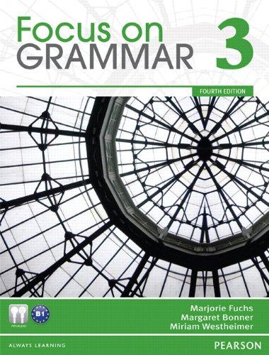 Focus on Grammar 3 9780132546485