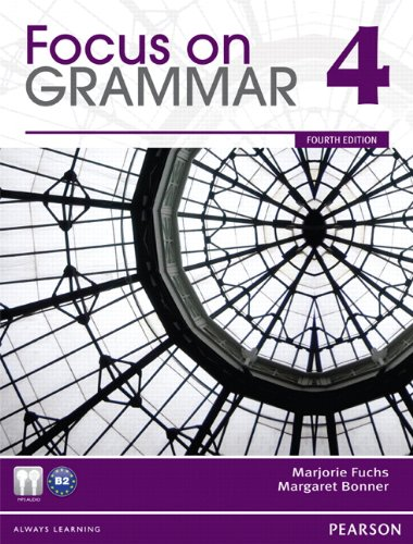 Focus on Grammar 4 [With CDROM] 9780132546492