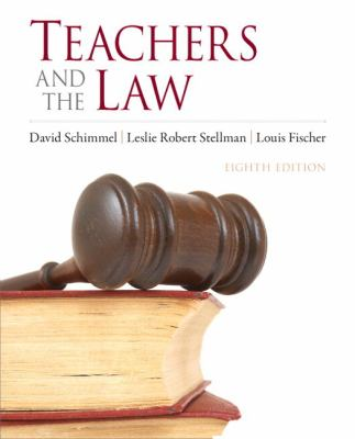 Teachers and the Law 9780132564236