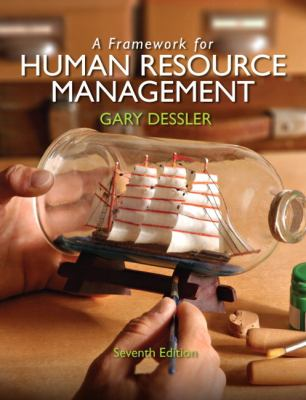 A Framework for Human Resource Management 9780132576147