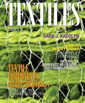 Textiles: Basics 9780132620826
